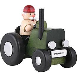 Smoker - Tractor Driver Mini - 10 cm / 3.9 inch