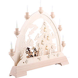 Candle Arch - Christmas Tree - 40x43 cm / 16x16 inch