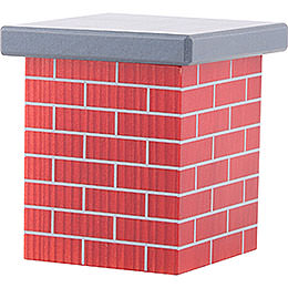 Chimney, Non-Smoking (for 01-21-623) - 9 cm / 3.5 inch