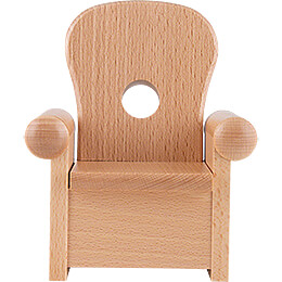 Armchair for Edge Stool - 16 cm / 6 inch