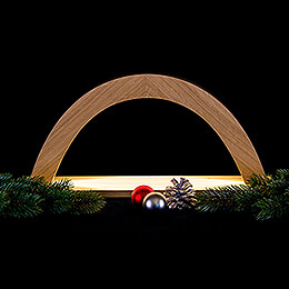 Light Arch - Oak - 42x23x11 cm / 16.5x9x4 inch