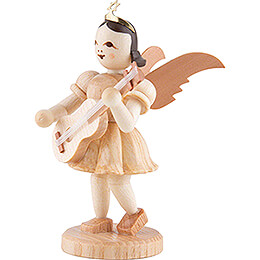 Angel Short Skirt with Guitar - Natural - 6,6 cm / 2.6 inch