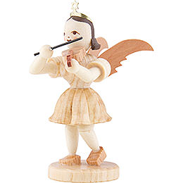 Angel Short Skirt Violin, Natural - 6,6 cm / 2.6 inch