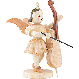 Angel Short Skirt Natural, Violoncello - 6,6 cm / 2.6 inch