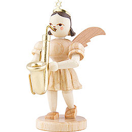 Angel Short Skirt Natural, Saxophone - 6,6 cm / 2.6 inch
