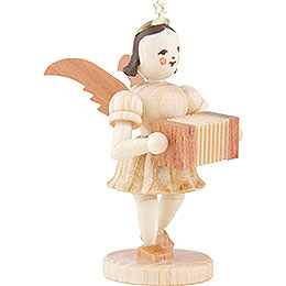 Angel Short Skirt Natural, Harmonica - 6,6 cm / 2.6 inch