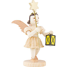 Angel Short Skirt Natural, Lantern / Stern - 6,6 cm / 2.6 inch