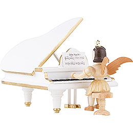 Angel Short Skirt Natural, at the White Piano - 6,6 cm / 2.6 inch