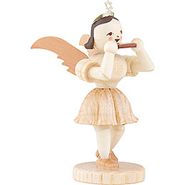 Angel Short Skirt Natural, Mouth Organ - 6,6 cm / 2.6 inch