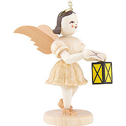 Angel Short Skirt Natural, Guardian Angel - 15,5x15 cm / 5.9x6.1 inch