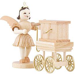 Angel Short Skirt Natural, Hand Organ - 6,6 cm / 2.6 inch