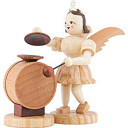 Angel Short Skirt Natural, Kettle Drums - 6,6 cm / 2.6 inch