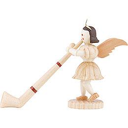 Angel Short Skirt Natural, Alphorn - 6,6 cm / 2.6 inch