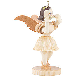 Angel Short Skirt Piccolo, Natural - 6,6 cm / 2.6 inch