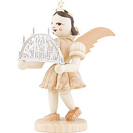 Angel Short Skirt with Candle Arch - 6,6 cm / 2.6 inch