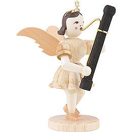 Angel Short Skirt Natural, Bassoon - 6,6 cm / 2.6 inch