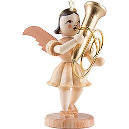 Angel Short Skirt Natural, Tuba - 6,6 cm / 2.6 inch