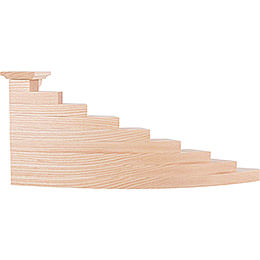 Angel Stairs, left - 16 cm / 6.3 inch