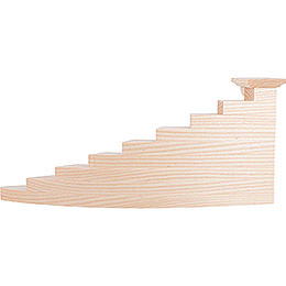 Angel Stairs, right - 16 cm / 6.3 inch
