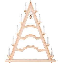 Light Triangle - Floating Angel - 53x66 cm / 26 inch