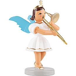 Angel Short Skirt Colored, Slide Trombone - 6,6 cm / 2.6 inch