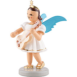 Angel Short Skirt with Guitar - Colored - 6,6 cm / 2.6 inch