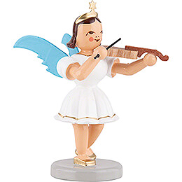 Angel Short Skirt Colored, Violin - 6,6 cm / 2.6 inch