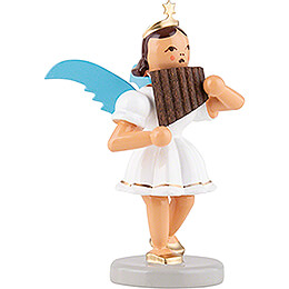 Angel Short Skirt Colored, Panpipe - 6,6 cm / 2.6 inch