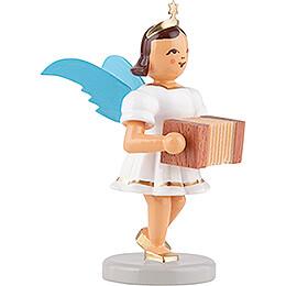 Angel Short Skirt Colored, Harmonica - 6,6 cm / 2.6 inch