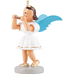 Angel Short Skirt Colored, Mouth Organ - 6,6 cm / 2.6 inch