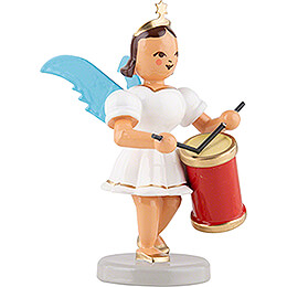 Angel Short Skirt Colored, Long Drums - 6,6 cm / 2.6 inch