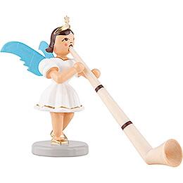 Angel Short Skirt Colored, Alp Horn - 6,6 cm / 2.6 inch