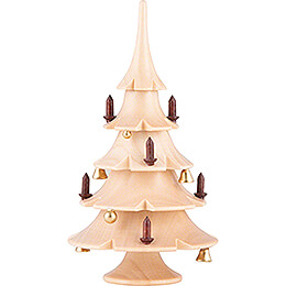 Christmas Tree with Bells - 12 cm / 4.7 inch