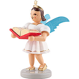 Angel Short Skirt with Storybook - Colored - 6,6 cm / 2.6 inch