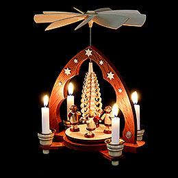 1-stöckige Pyramide Geschenkengel - 28 cm