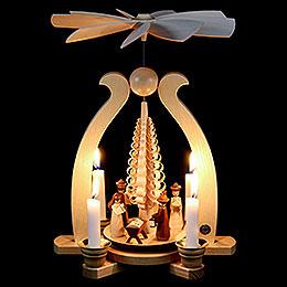 1-stöckige Pyramide Christi Geburt - 29 cm