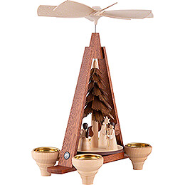 1-Tier Pyramid - Angels - 29 cm / 11 inch