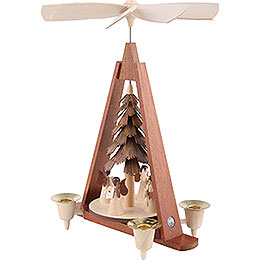 1-Tier Pyramid - Angels - 29 cm / 11 inch