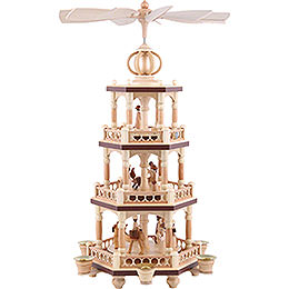3-Tier Pyramid - The Christmas Story - 51 cm / 20 inch