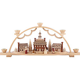 Candle Arch - Colonial Village - 47x11x20 cm / 19x4x8 inch