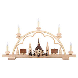 Candle Arch - Carolers Village - 57 cm / 22 inch