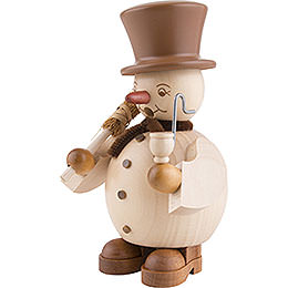 Smoker - Snowman - 14 cm / 6 inch