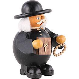Räuchermännchen Katholischer Pfarrer - 14 cm