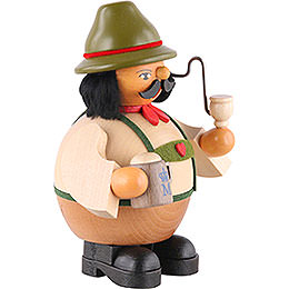 Smoker - Bavarian on Octoberfest - 18 cm / 7 inch
