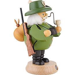 Räuchermännchen Förster - grün - 18 cm