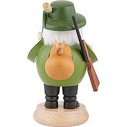 Smoker - Forest Ranger - Green - 18 cm / 7 inch