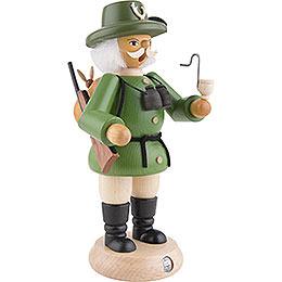 Räuchermännchen Förster - grün - 23 cm
