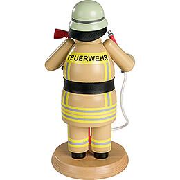Smoker - Fireman safari-beige - 24 cm / 9.4 inch