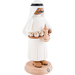 Smoker - Arabian with Smoking Coffee Pot - 27 cm / 11 inch