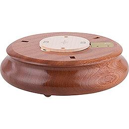 Elektronische Spieldose mit Bluetooth-Soundelektronik und IR-Barcodeleser - 6 cm, ø 18 cm